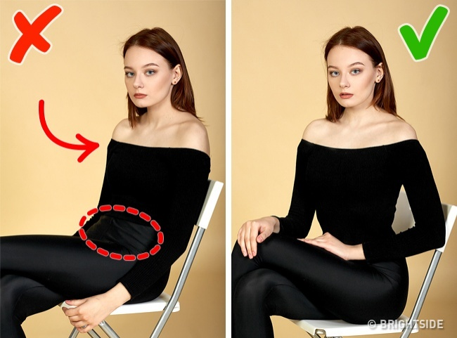 12 Mistakes You Should Avoid in Order to Look Great in Photos - Εικόνα 4