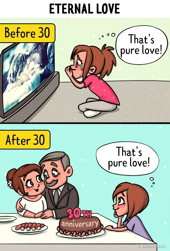13Comics Showing What Love Looks Like Before and After 30 - Εικόνα 14