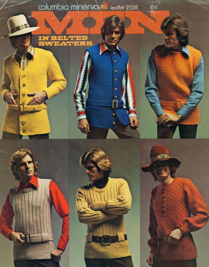 1970s Men's Fashion Ads You Won't Be Able To Unsee - Εικόνα