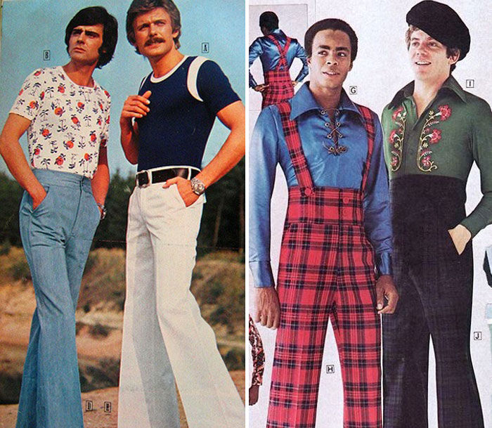 1970s Men's Fashion Ads You Won't Be Able To Unsee - Εικόνα149