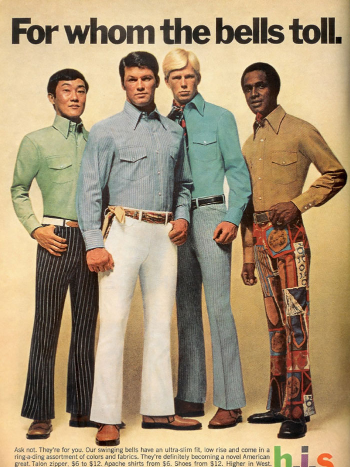 1970s Men's Fashion Ads You Won't Be Able To Unsee - Εικόνα164