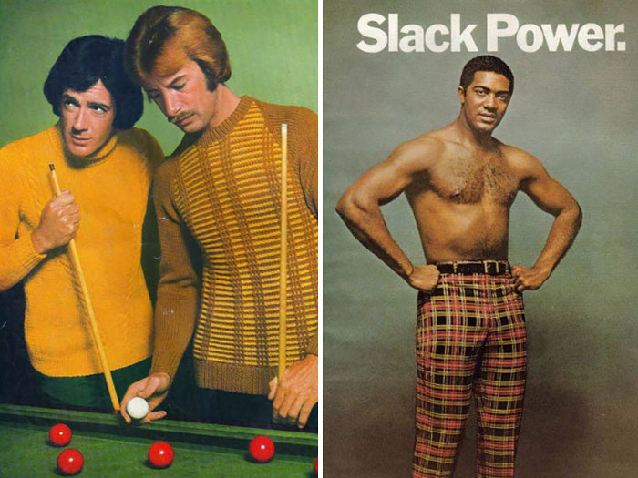 1970s Men's Fashion Ads You Won't Be Able To Unsee - Εικόνα235