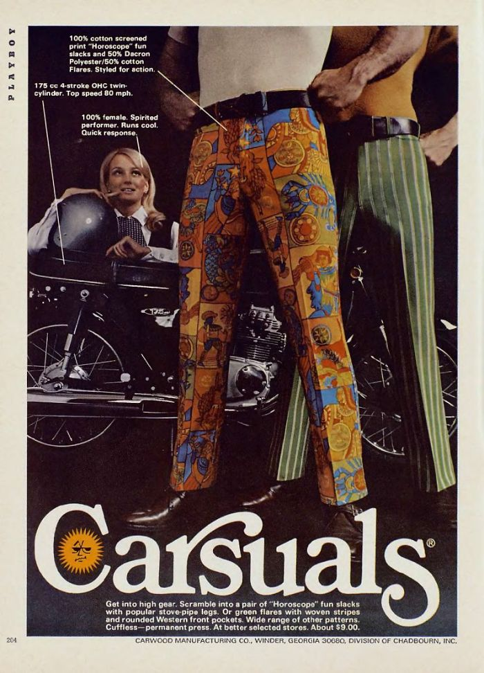 1970s Men's Fashion Ads You Won't Be Able To Unsee - Εικόνα240