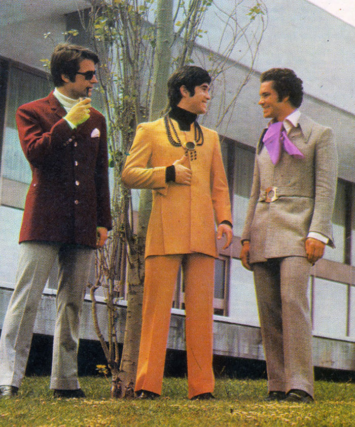 1970s Men's Fashion Ads You Won't Be Able To Unsee - Εικόνα48