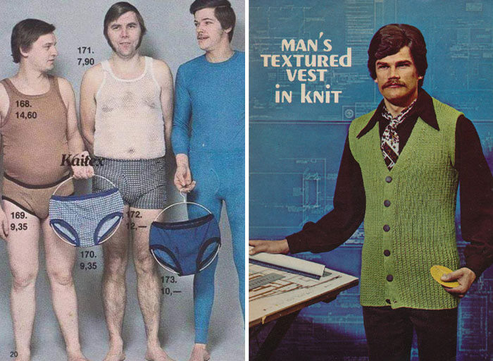 1970s Men's Fashion Ads You Won't Be Able To Unsee - Εικόνα63