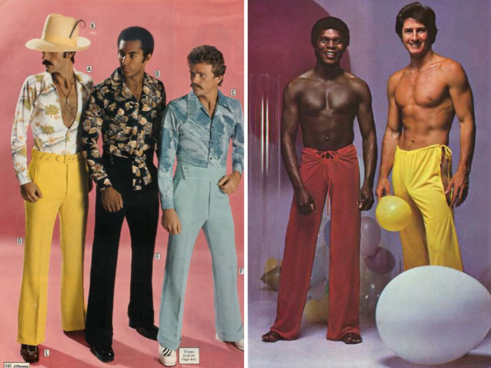 1970s Men's Fashion Ads You Won't Be Able To Unsee - Εικόνα70