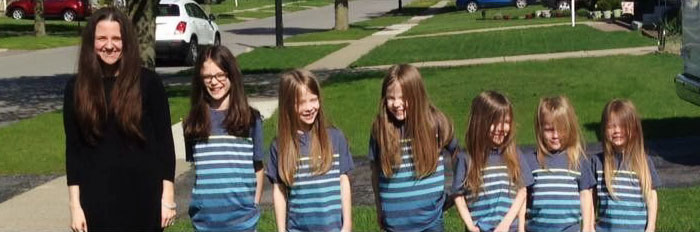 6 Brothers Were Bullied For Years While Growing Their Hair Long To Make Wigs For Kids With Cancer - Εικόνα 1