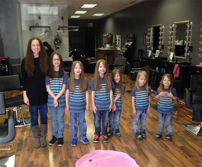 6 Brothers Were Bullied For Years While Growing Their Hair Long To Make Wigs For Kids With Cancer - Εικόνα 6