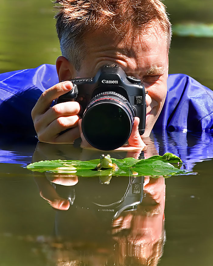 30+ Crazy Photographers Who Will Do ANYTHING For The Perfect Shot - Εικόνα39
