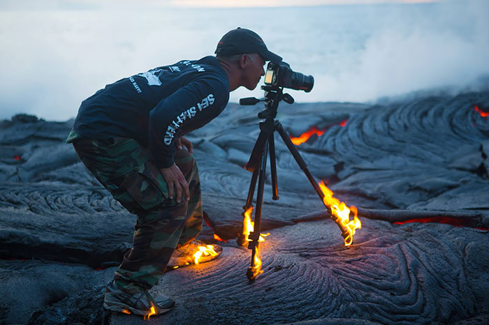 30+ Crazy Photographers Who Will Do ANYTHING For The Perfect Shot - Εικόνα8