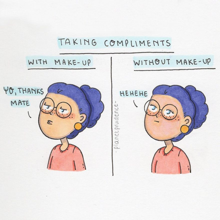 I Illustrate My Everyday Problems As A Woman In Funny And Relatable Comics (Part 2) - Εικόνα 33