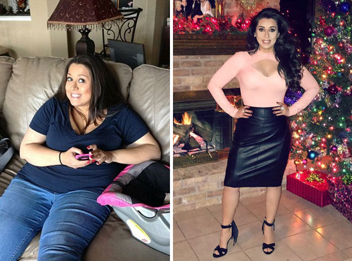 10+ Incredible Before-And-After Weight Loss Pics You Won't Believe Show The Same Person - Εικόνα 25