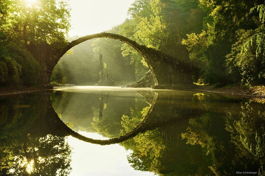 20+ Mystical Bridges That Will Take You To Another World - Εικόνα