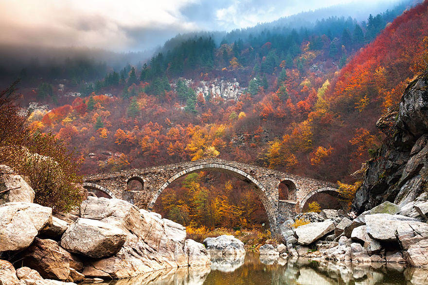 20+ Mystical Bridges That Will Take You To Another World - Εικόνα10