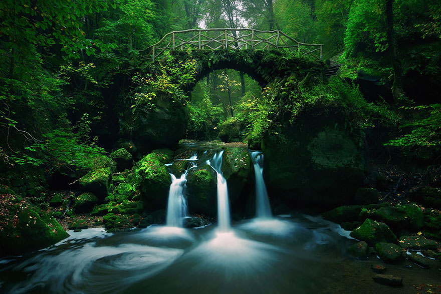 20+ Mystical Bridges That Will Take You To Another World - Εικόνα43