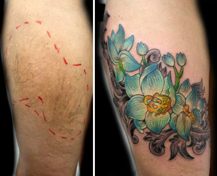 This Woman Does Free Tattoos For Survivors Of Domestic Violence - Εικόνα