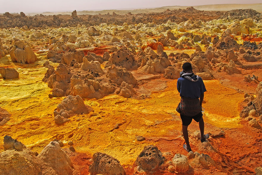 30+ Unbelievable Places That Look Like They're From Another Planet - Εικόνα126
